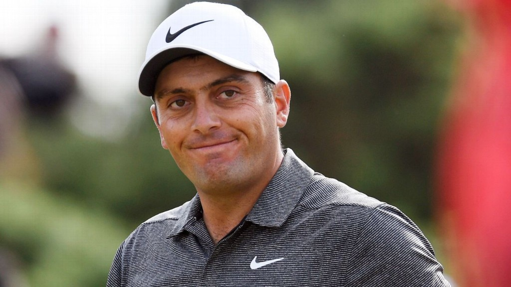 Francesco Molinari, Padraig Harrington withdraw from PGA Championship
