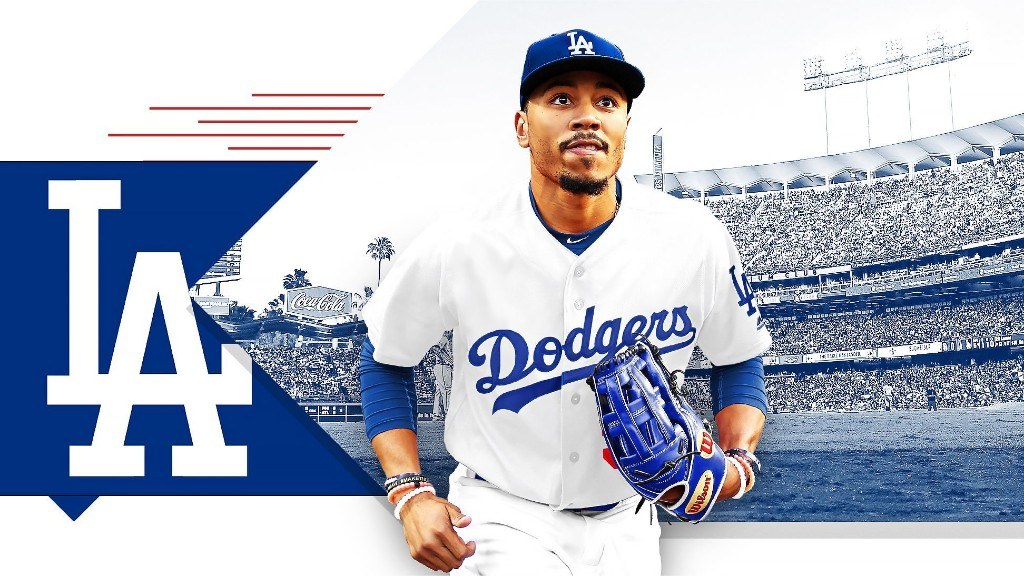 'The '20s are going to be the Dodgers' decade': L.A. starts new chapter with Mookie Betts trade