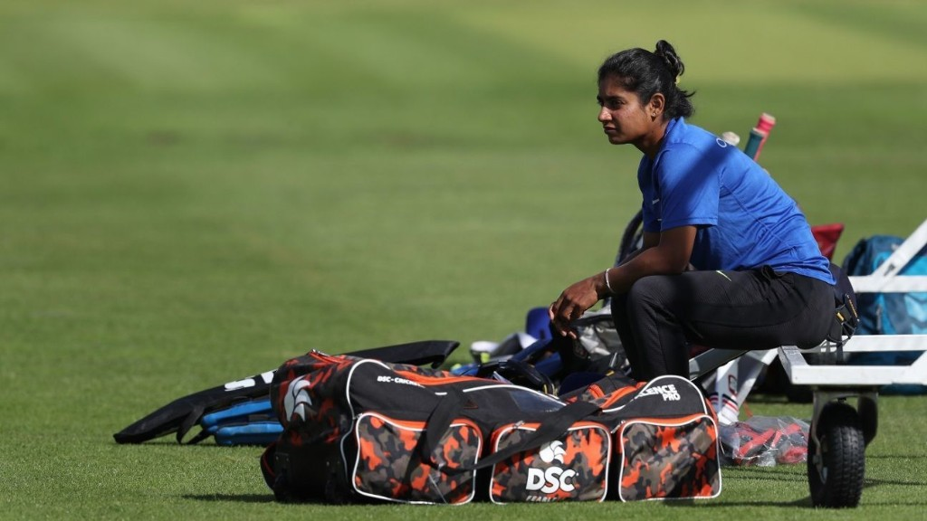 Mithali Raj: India women cricketers 'anxious', 'don't know for what we're training'