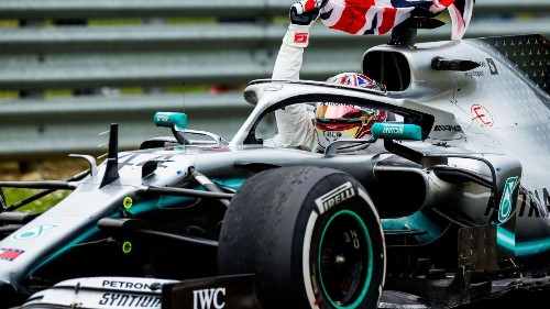 Mercedes engineers still don't understand how Hamilton secured the fastest lap at Silverstone