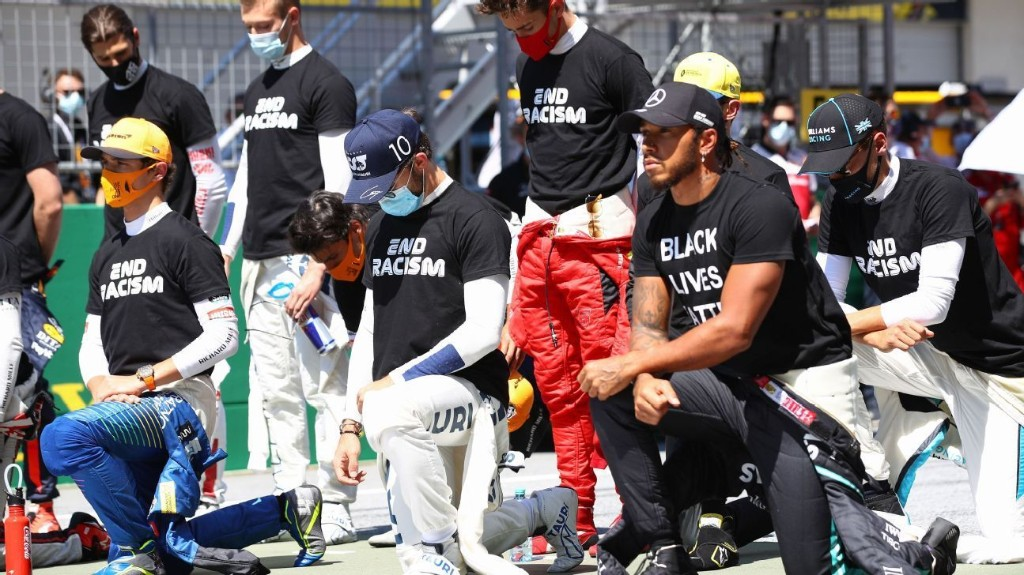 Hamilton: F1 must do more to tackle human rights abuses