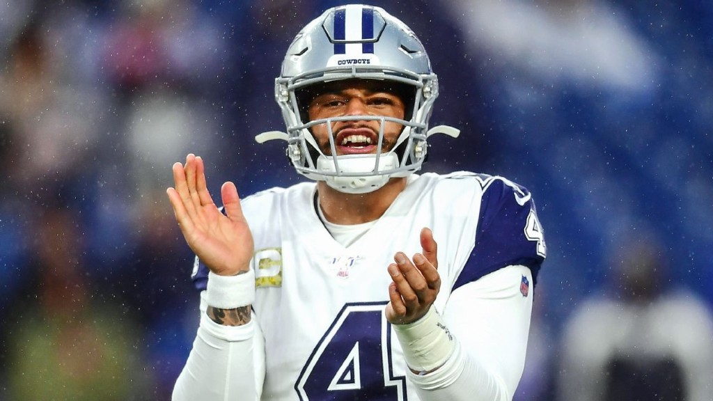 Will Dak Prescott be with Cowboys for the long haul? Answer is near