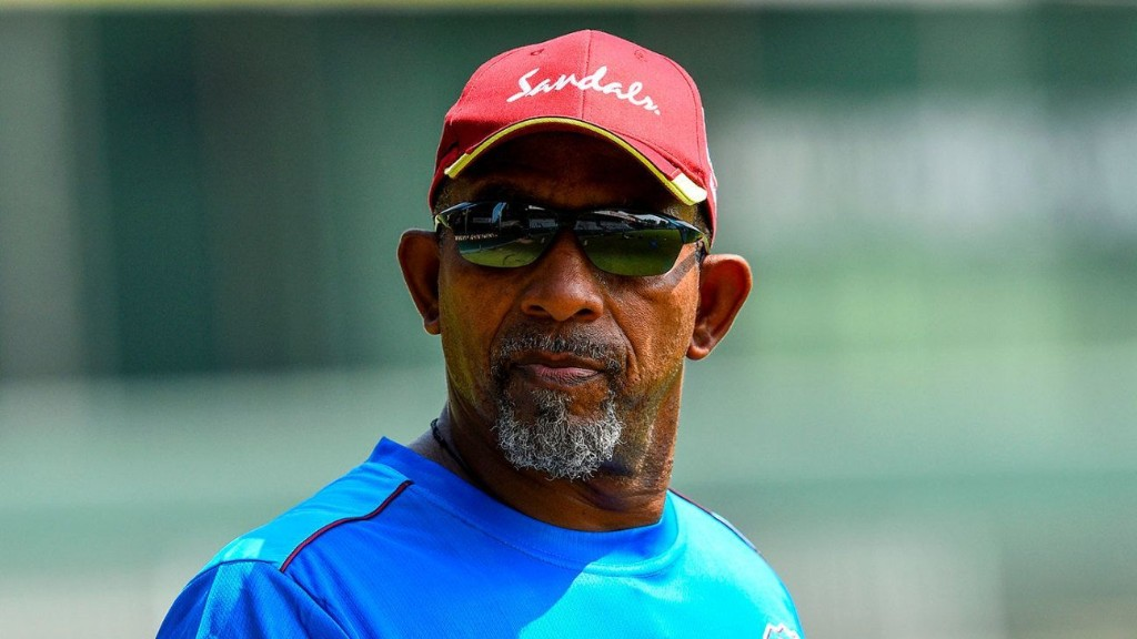 WTC 'extremely significant' for West Indies, says Phil Simmons