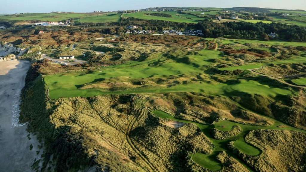 How The Open came back to Northern Ireland