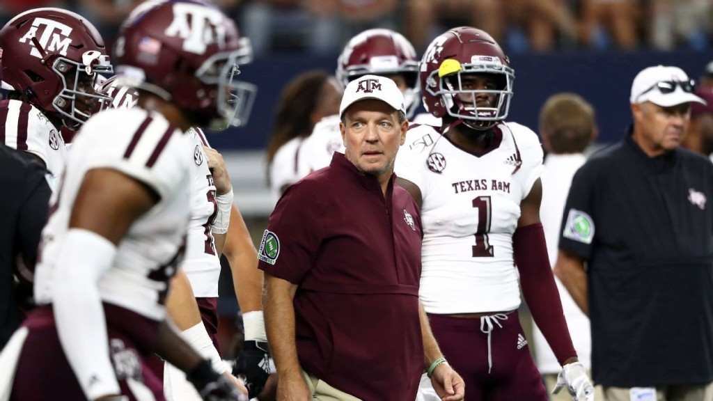Texas A&M football on one-year probation, Jimbo Fisher gets six-month show-cause order