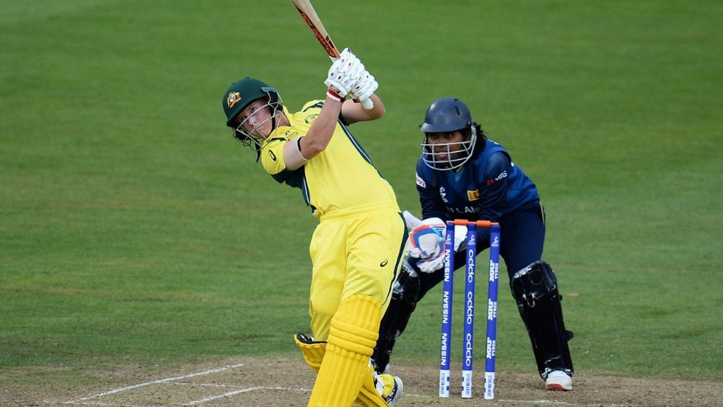 World Cup pressure, an Ashes special, and toppling New Zealand - Meg Lanning picks her three best innings