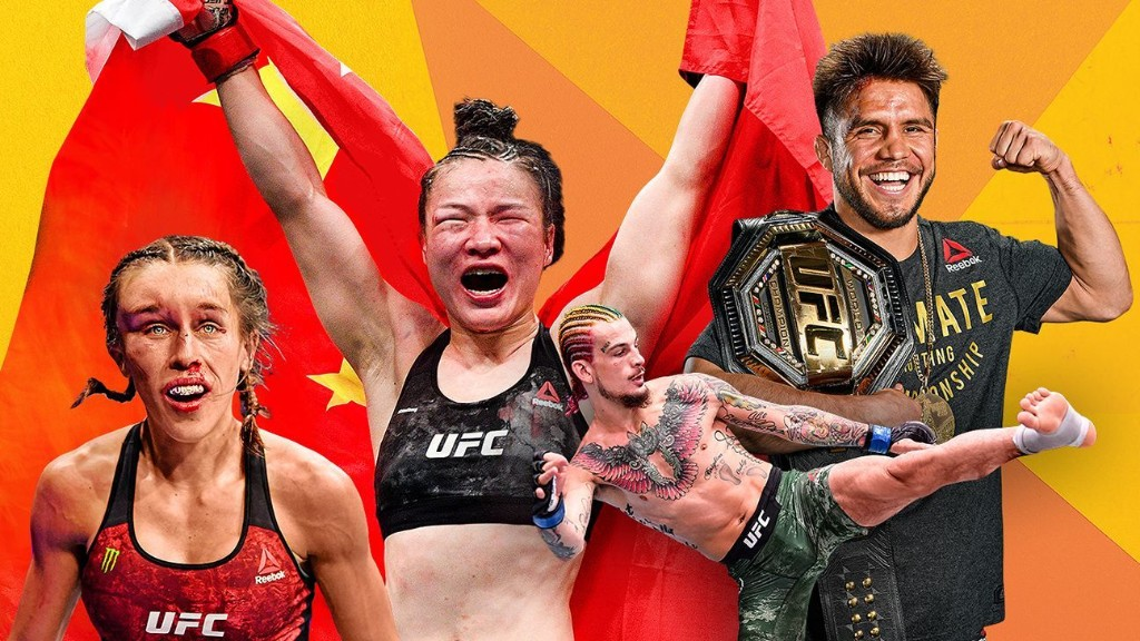 UFC midyear awards -- The top fight, fighters and biggest surprise of a wild 2020