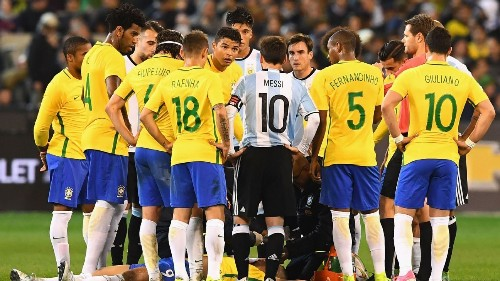 Copa America semifinals: Pressure on Brazil and Argentina, while Chile and Peru play with house money