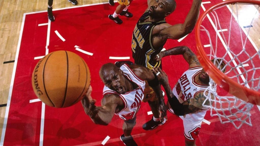 Seven ways the NBA has changed since Michael Jordan's Bulls