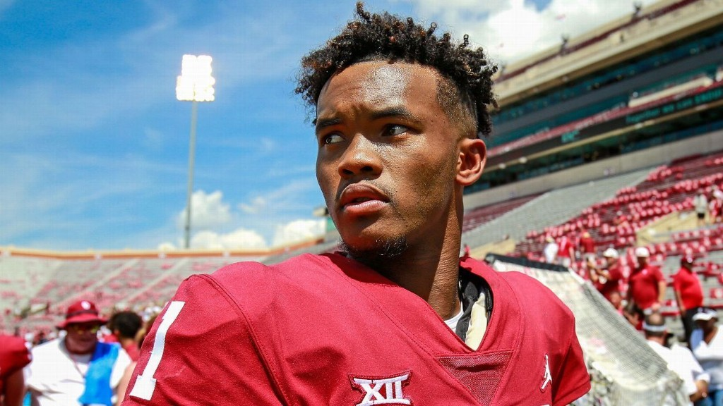 Kyler Murray says he's fully committed to becoming an NFL quarterback