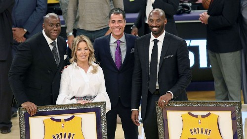 Jeanie calls Magic exit 'a surprise,' backs Pelinka
