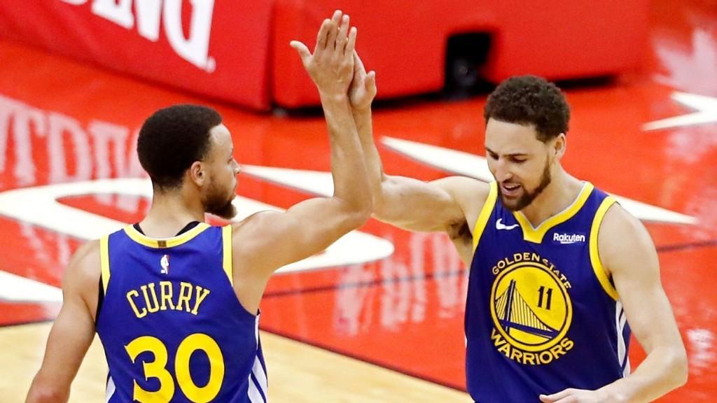 The Warriors really wanted this moment in Houston