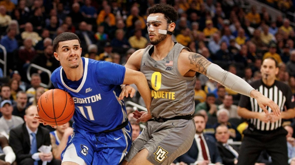 For 3: Creighton making noise in Big East