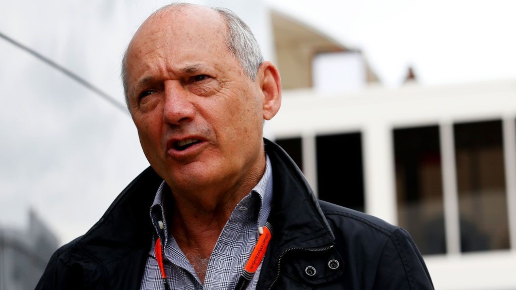 Dennis: I'm still the right man for McLaren