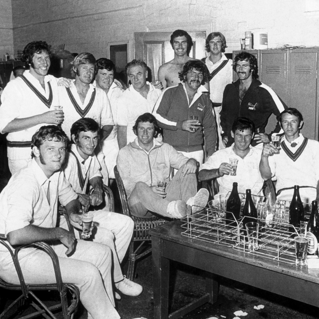 Every cricket team needs a dressing-room pest