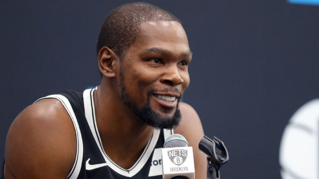 Report: KD purchases stake in MLS' Phllly Union