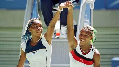 2015 US Open quarterfinals, Serena wins 6-2, 1-6, 6-3