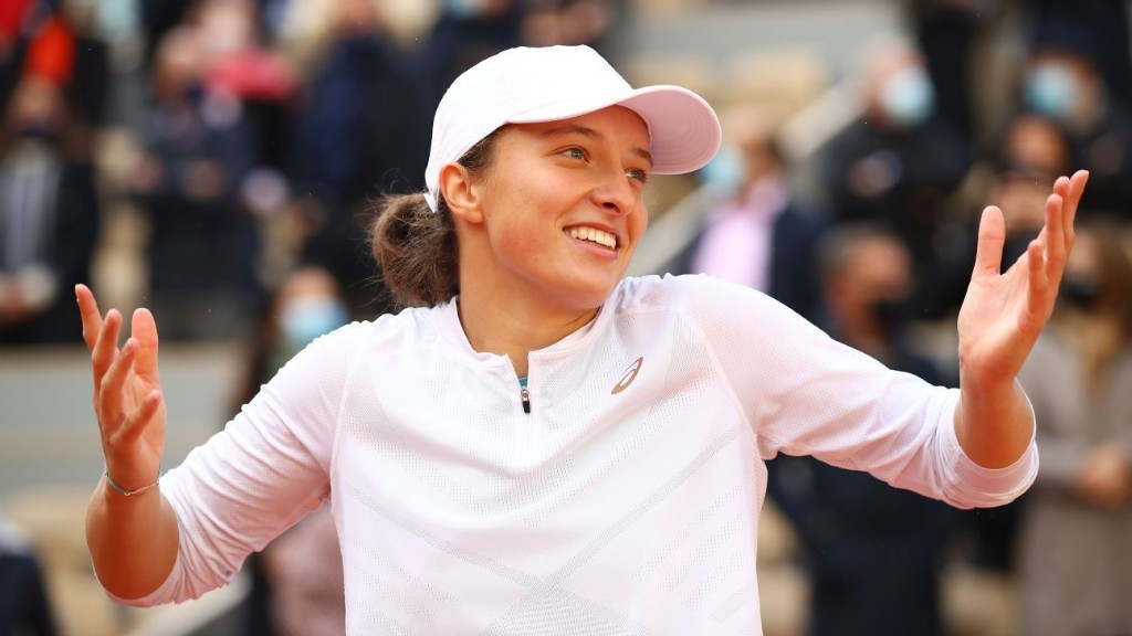 Stats: Iga Swiatek fourth teenage woman to win French Open without dropping a set