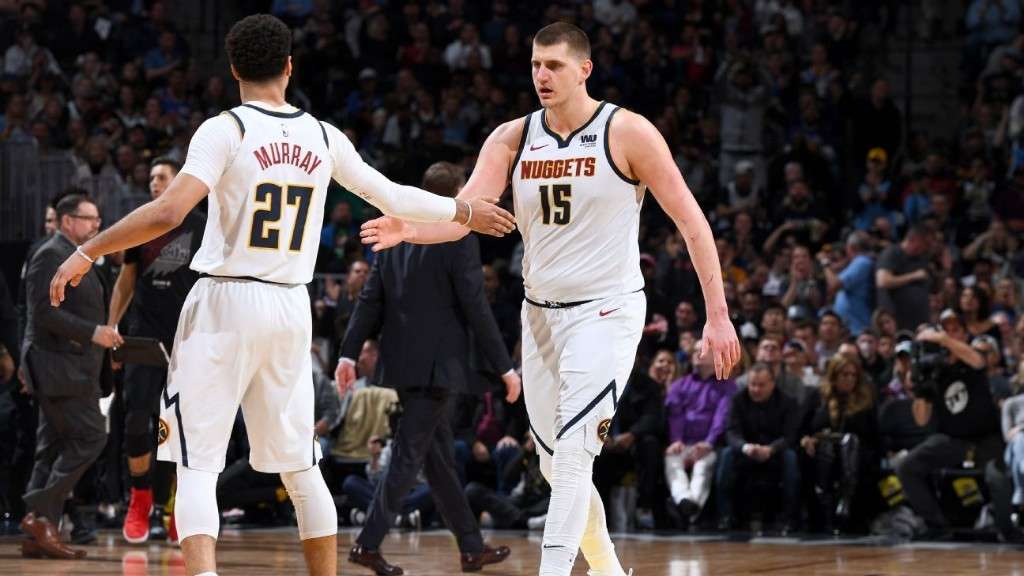 Murray: With jacked Jokic, Nuggets can win title