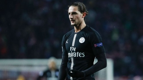 Paris Saint-Germain director hits out at Adrien Rabiot for partying after loss