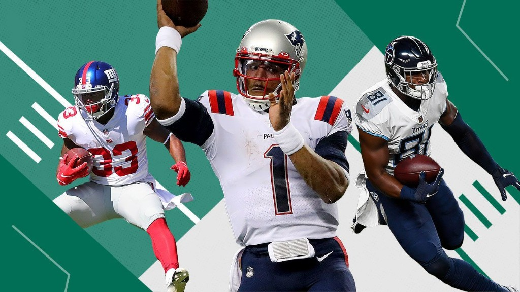 Week 3 NFL Power Rankings: 1-32 poll, plus surprise, early fantasy finds