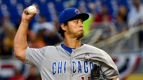 Cubs keep faith in Yu Darvish after a disappointing debut