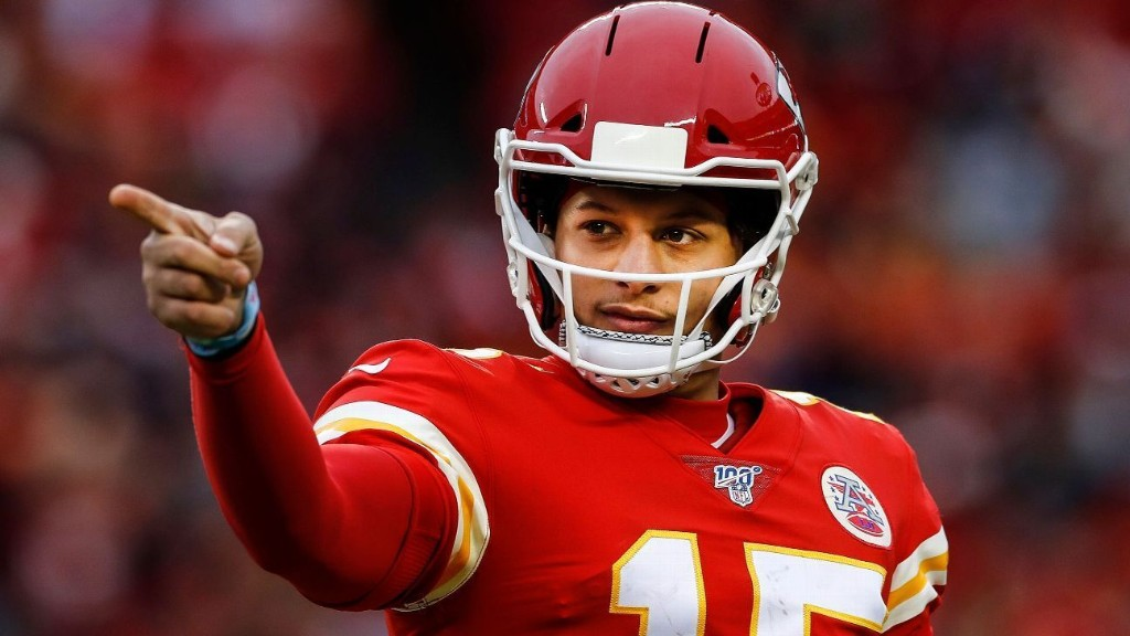 With Patrick Mahomes, Chiefs always have a chance