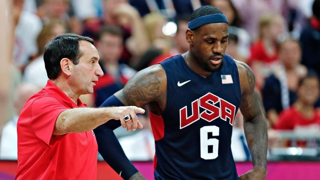 Team USA boss: LeBron's choice on Rio Games
