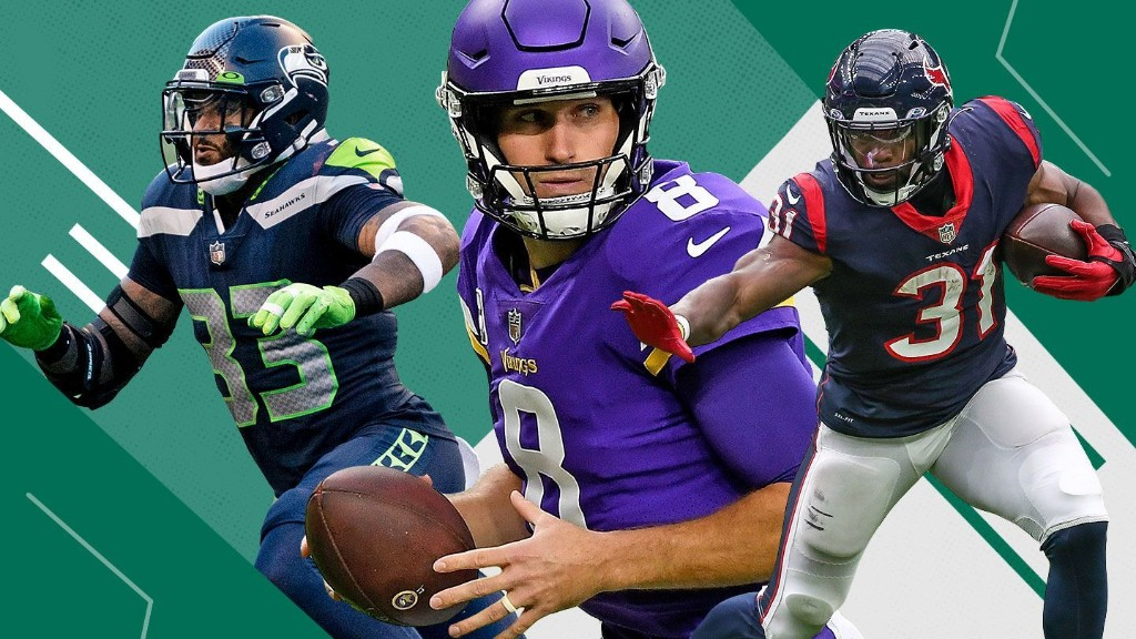 NFL Power Rankings Week 8 - 1-32 poll, plus players who need to step up in 2020