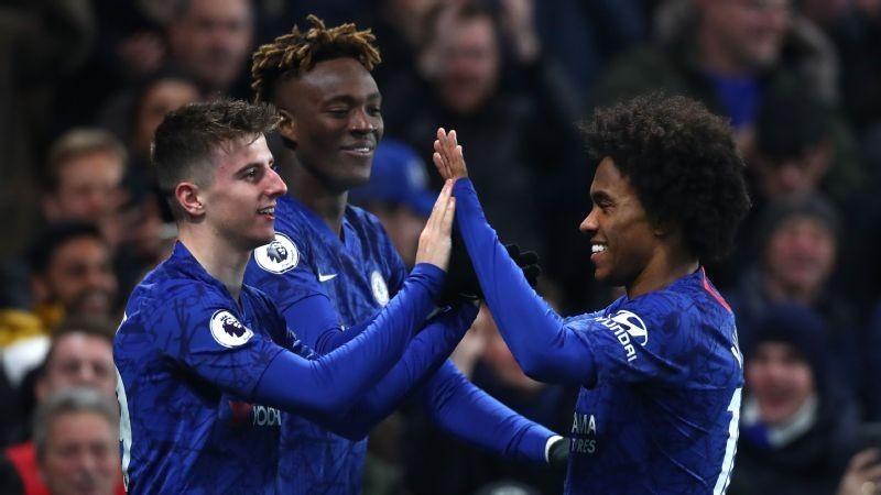 Chelsea vs. Aston Villa - Football Match Report - December 4, 2019 - ESPN