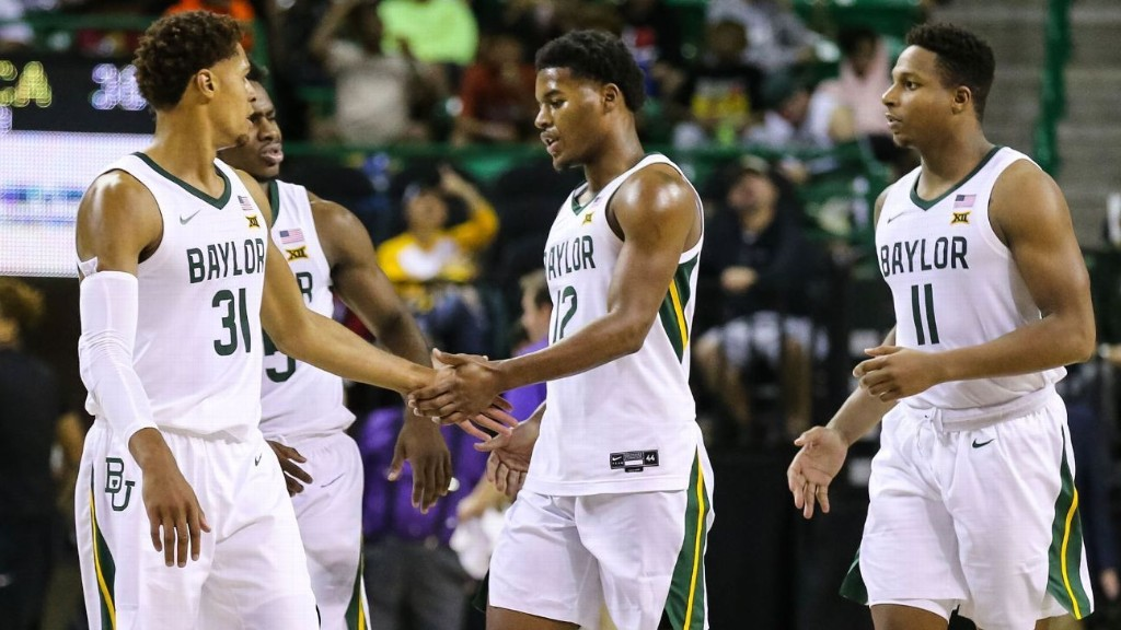 Baylor takes over No. 1 spot in college basketball's Way-Too-Early Top 25 for 2020-21