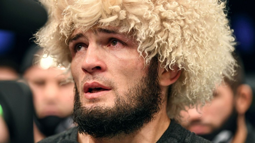 UFC 254: A dominant performance, a tearful goodbye and a legacy of greatness for Khabib Nurmagomedov
