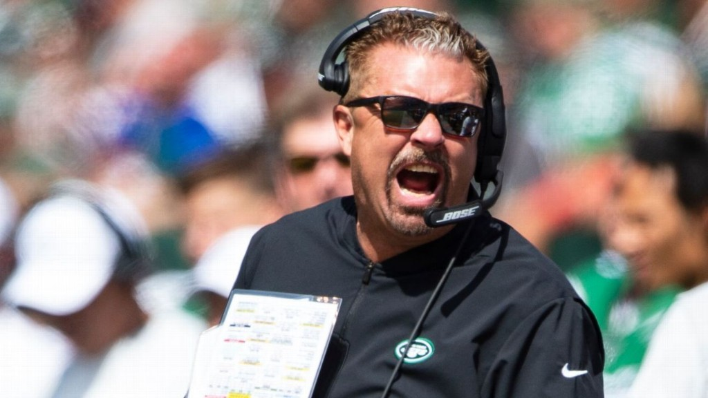 Minus stars, Jets need Gregg Williams to 'coach the hell out of' defense