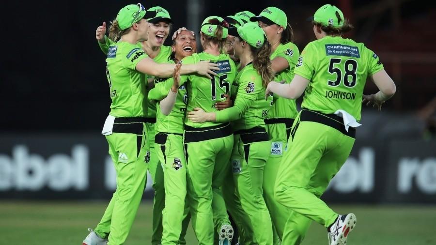 Recent Match Report - Melbourne Stars Women vs Sydney Thunder Women, Women's Big Bash League 2020, Final | ESPN.com