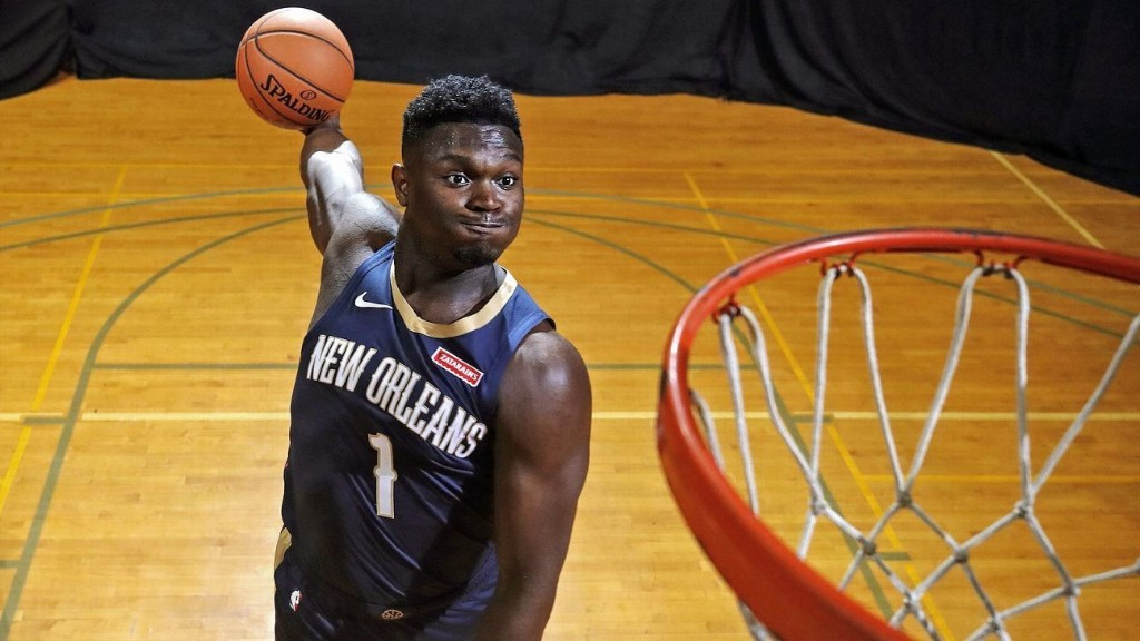 Zion Williamson's preparation and preservation have no precedent