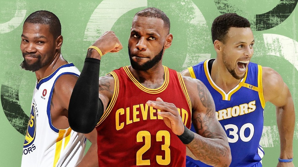 The three superstars who defined this NBA decade