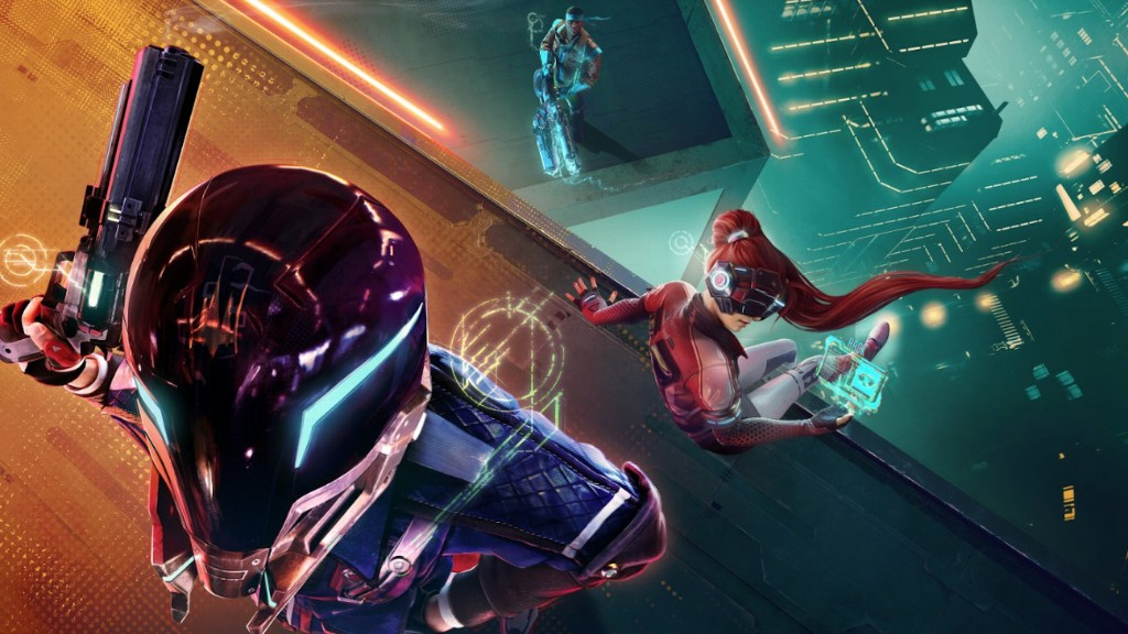 Battle Royale with Arda Ocal: Hyper Scape devs on creating a 'spectacle'