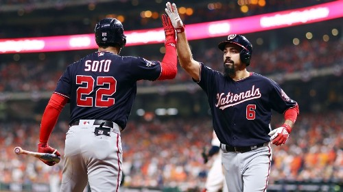 Nationals' Game 6 win gave fans everything they could ask for -- including a Game 7