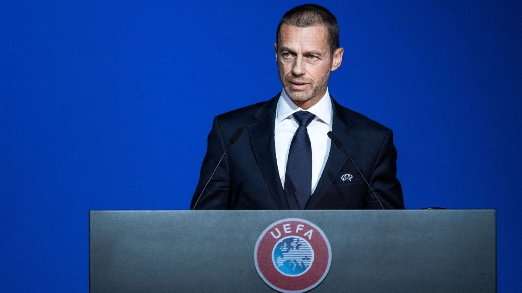 UEFA threatens Euro ban if seasons voided