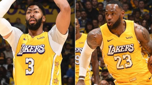 Lakers extend win streak to 10, match franchise best at 17-2