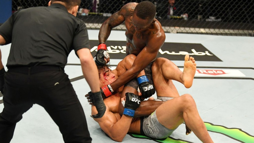 UFC 253 takeaways: Give Israel Adesanya and Jan Blachowicz their due