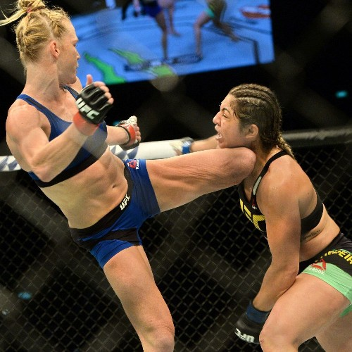Holm scores first win since Rousey, knocks out Correia