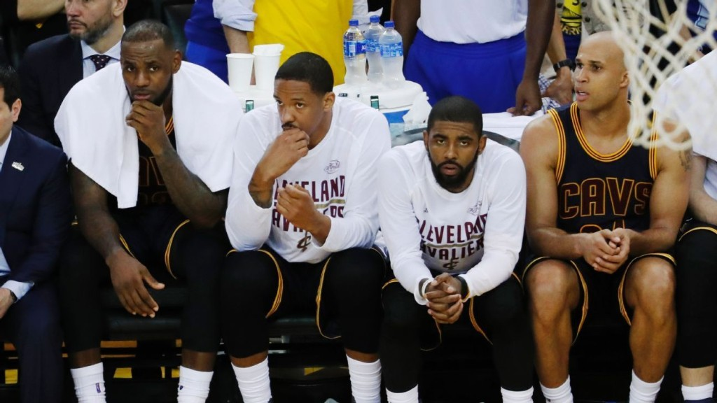 How longtime veteran Channing Frye bonded LeBron, Kevin Love and the Cavs