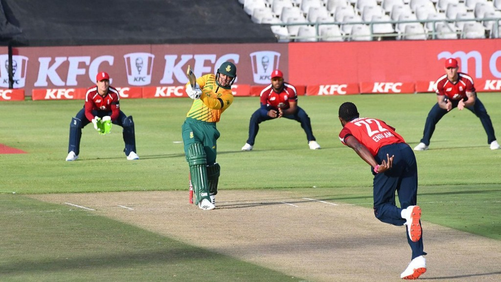 South Africa forgo gestures and lose plot - but at least cricket is back