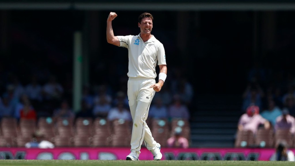 Matt Henry a doubt for West Indies series after injuring right thumb