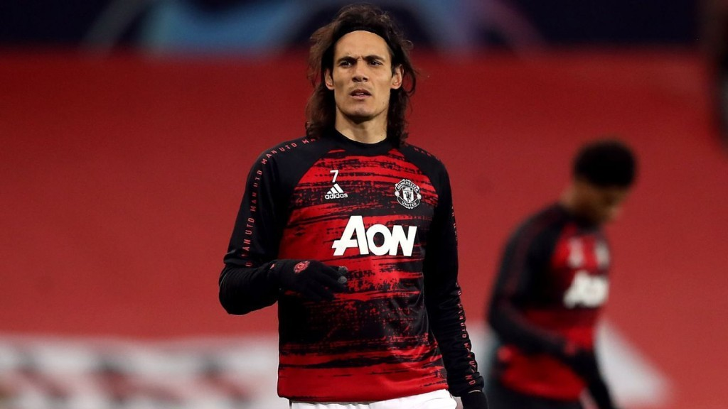 Man United's Cavani investigated by FA over 'unintentional' Instagram post