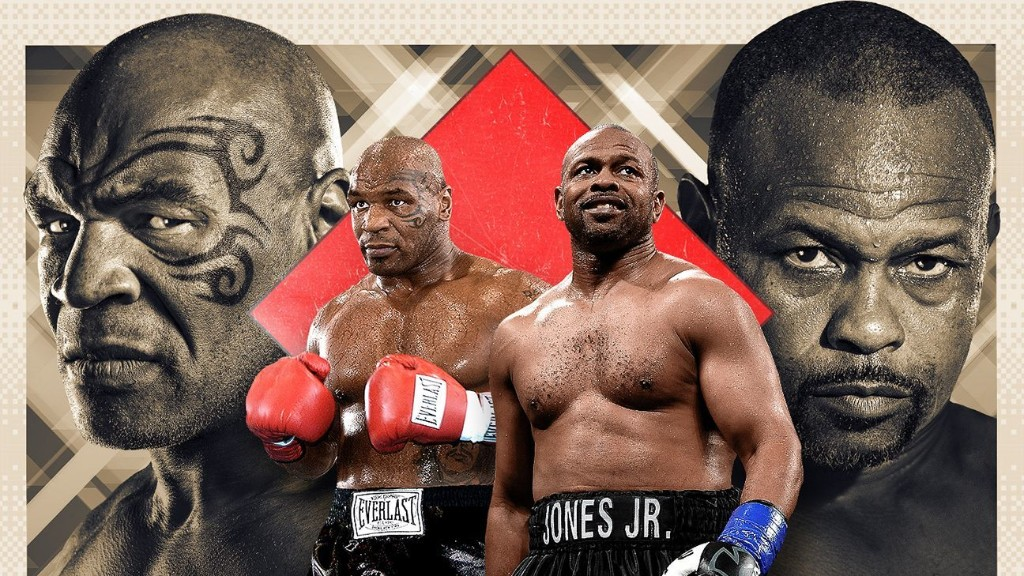 Ringside Seat: How did we get Mike Tyson vs. Roy Jones Jr.?