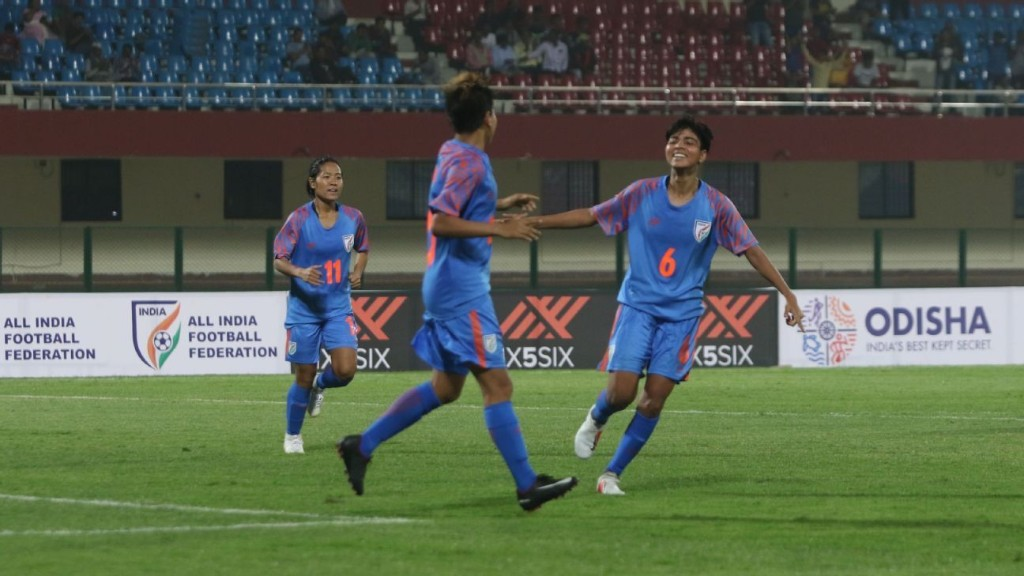 India to host 2022 AFC Women's Asian Cup