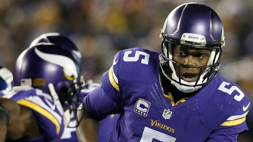 Would Teddy Bridgewater have trade value for Vikings?