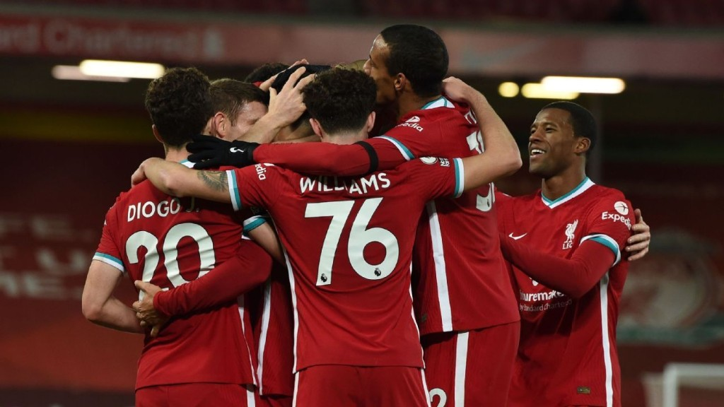 Decimated by injuries, Liverpool remind title challengers that they remain firm favourites